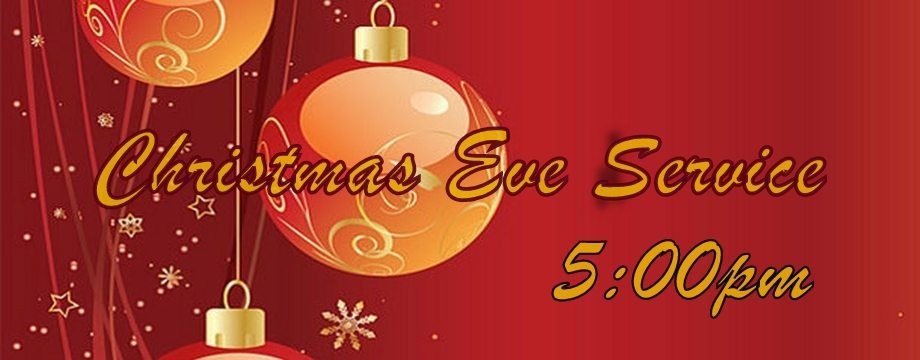 christmas eve service banner - photo #24
