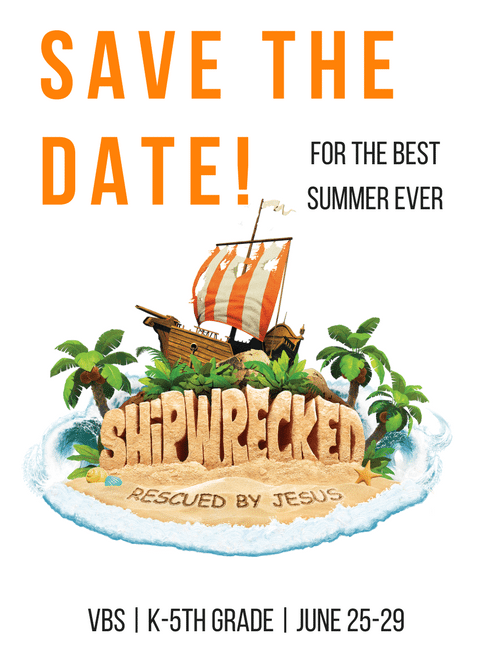 VBS- Save the date!